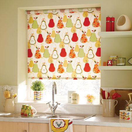 Gentil Kitchen Roller Blinds
