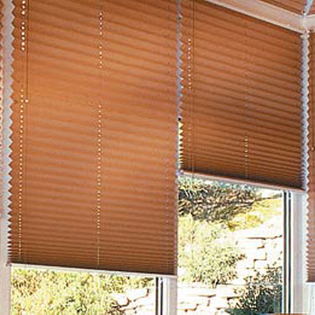 Pleated Blinds Easi Blind